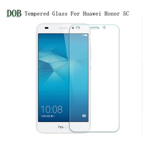 For Huawei Honor 5C Tempered Glass Premium 9H Phone Screen Protector For Huawei Honor 5C GT3