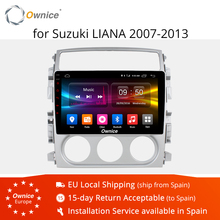 Ownice K1 K2 K3 8 Core 2G + 32G Android 9,0 автомобиль DVD gps для Suzuki Liana 2007-2013 авторадио радио gps Поддержка 4G sim-карта для автомобиля Play
