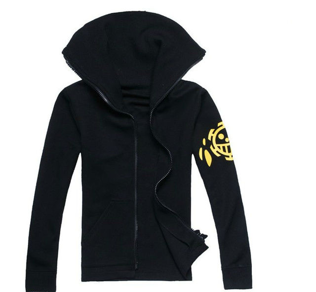 New Original One Piece Trafalgar Law Two Years Later Cosplay Costume Clothing