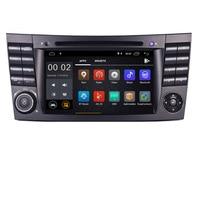 In Stock Android 9.0 IPS Touch Screen Car DVD Player For Mercedes Benz E Class W211 E200 E220 E300 E350 Quad Core Wifi Radio GPS