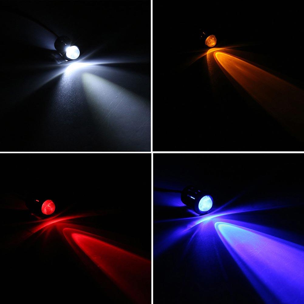 Seller 5pcs RED 3mm Pre Wired LED Light 5v 13V DC Lamp Bulb LED U.S