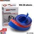 EPMAN 2.5M Autos Front Bumper Lip Splitter Chin Spoiler Styling Mouldings EP-JT01-FS