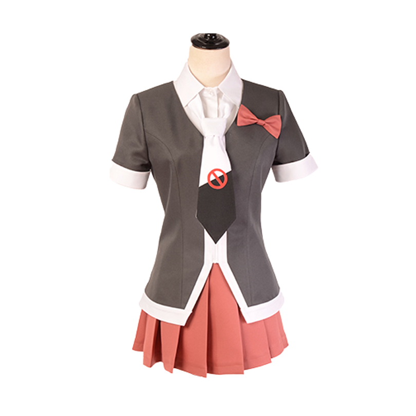 Danganronpa 3 The End of Hope s Peak Academy Side Future Monaka Cosplay Costume Perfect Custom