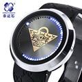 Maestro de juego Xingyunshi relojes famosos relojes Digitales design sport reloj militar hombres de calidad superior de lujo reloj de cuero