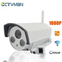 CCTVMAN IP Camera 1080P Full HD 2 Megapixel IR LED Array Camaras De Seguridad Outdoor Security