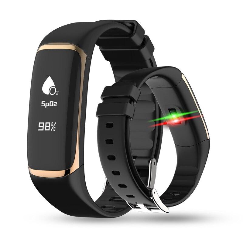 New Oximeter Blood Oxygen Finger SPO2 PR PI Alarm Oximetro de dedo Health Care with sleeping monitor