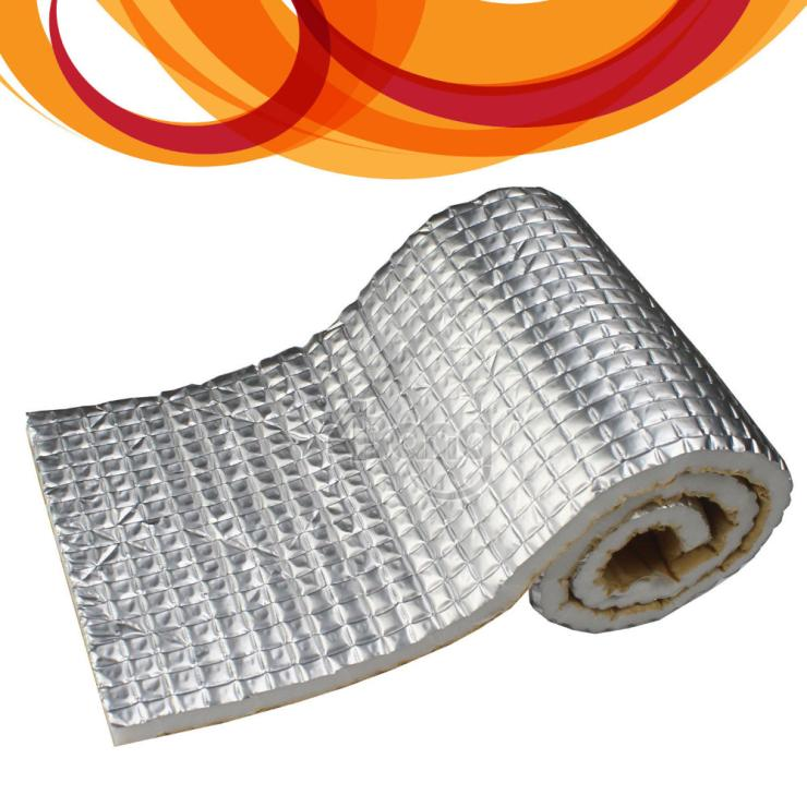 2017 Direct Selling Real free Shipping!!! Car Heat Shield Insulation Barrier Sound Control Deadener Mat 40