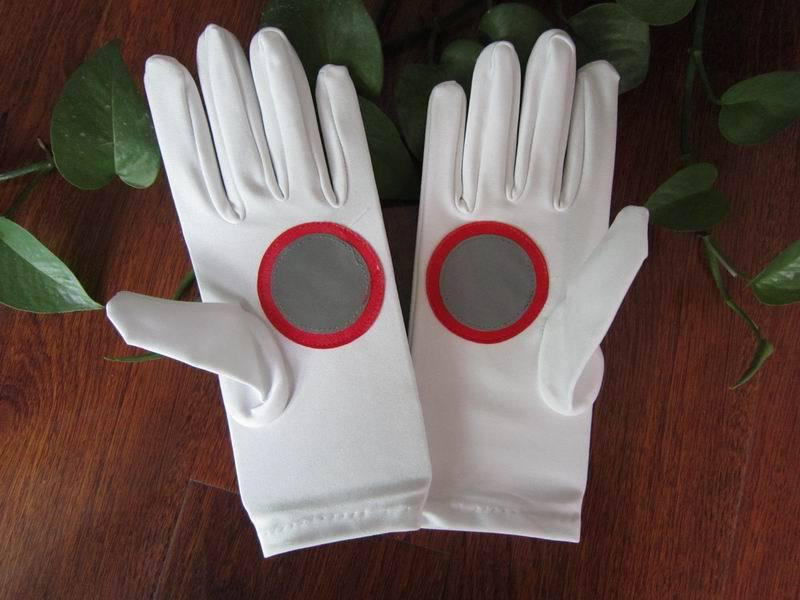 Envío gratis seguridad trabajo guantes reflectantes calidad spandex - Juegos de herramientas - foto 4
