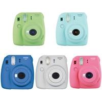 Genuine Fuji Fujifilm Instax Mini 9 Instant Printing Camera Compact Regular Film Snapshot Camera Shooting Photos Paper Gift Wed