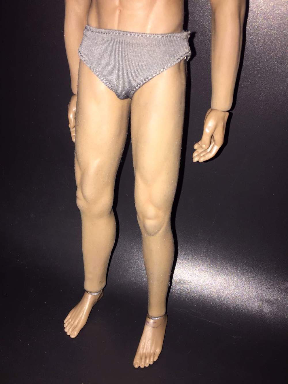 Underwear Soldier 1:6 Scale Clothes Fit 12/'/' Body Accessory