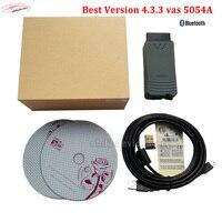 OBD2 3 0 3 Version Vas5054 Bluetooth Including OKI Chip Vas 5054a Green PCB VAS 5054A
