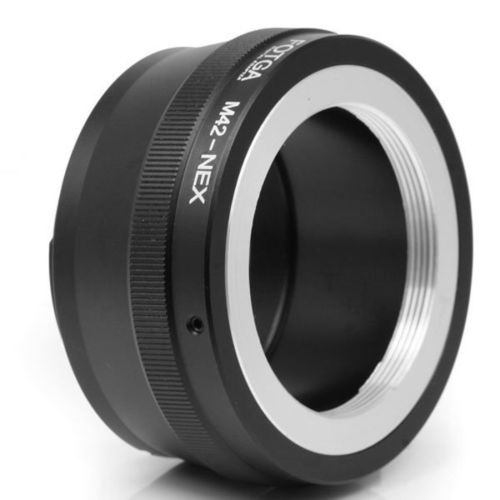 FOTGA M42 Mount lens per Sony E Mount Adapter NEX-3N NEX-5C 6 7 NEX-VG10E A7III