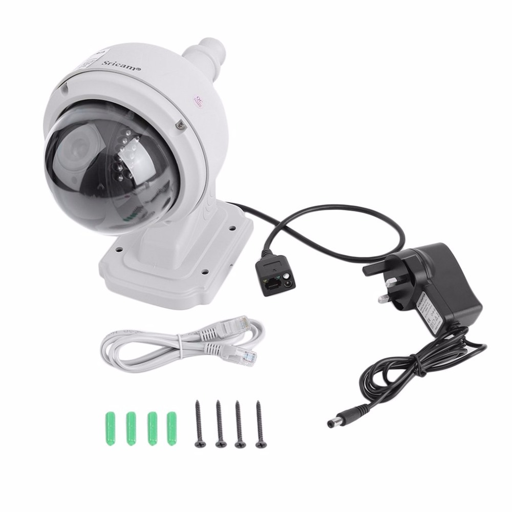720P HD Indoor Outdoor ip camera Wireless security camera Wifi IR-Cut Home Security IP Dome Camera Baby Monitor UK Plug hikvision ds 2cd2442fwd iw wifi camera 4mp ir cube wireless ip camera poe ip camera baby monitor wireless security cam