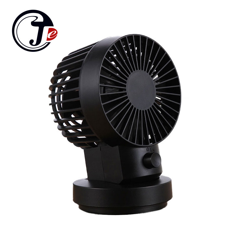 Mini Table Fan USB Ventilator Support Left & Right Rotation Handheld Portable Air Cooler Cooling Air Conditioning for Home