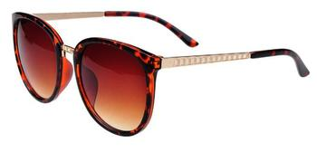 Round Fashion Glasses Oversized Sunglasses Women Brand Designer Luxury Womens Eyeglasses Big Cheap Shades Hd Lunettes Oculos 5