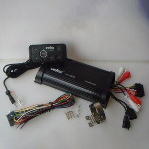 Image 2 - Wasserdichte Marine Bluetooth Verstärker mit USB AUX Audio Streaming Musik Smart Telefon Lade für UTV ATV Motorrad Boot