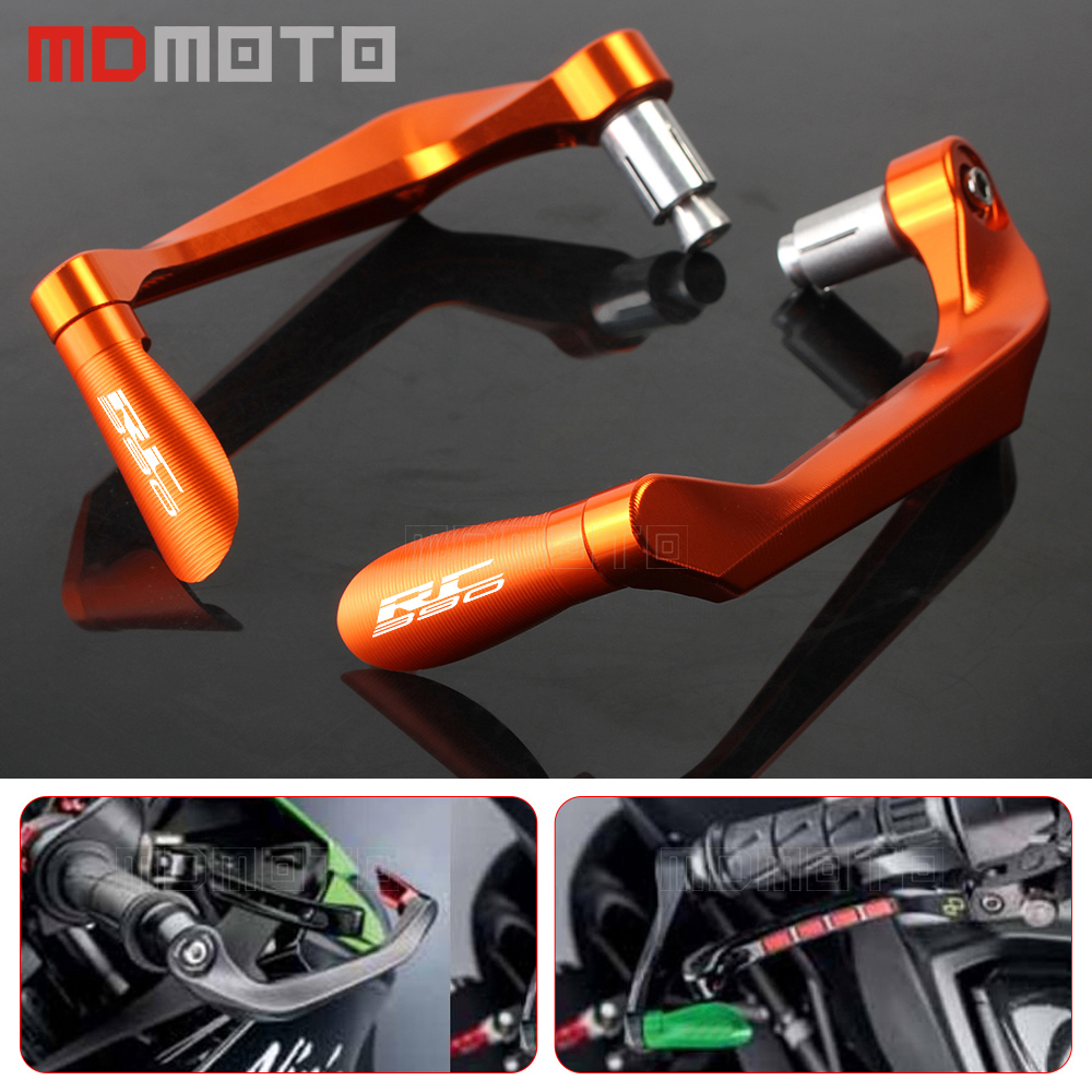 Brake Clutch Levers Guard Protector Accessories Motorcycle Cnc Handlebar Grips Anti Vibration For KTM Duke 125 200 690 390 RC motorcycle rear brake master cylinder reservoir cove for ktm duke 125 200 390 rc200 rc390 2012 2013 2014