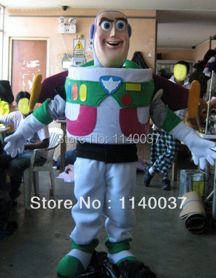mascot BUZZ TOY STORY MASCOT COSTUME CARTOON CHARACTER MASCOTTE OUTFIT PARTY FANCY DRESS EMS FREE SHIPPING  sc 1 st  AliExpress.com & mascot BUZZ TOY STORY MASCOT COSTUME CARTOON CHARACTER MASCOTTE ...