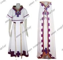 [ Custom Made ] Fashon Anime Sakura cosplay Tsubasa Reservoir Chronicle Cosplay costume top+shirt+cape