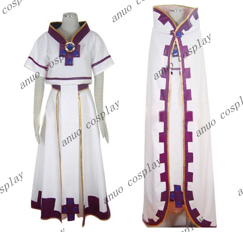 [ Custom Made ] Fashon Anime Sakura cosplay Tsubasa Reservoir Chronicle Cosplay costume top+shirt+cape купить недорого в Москве