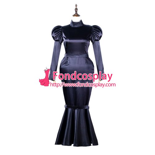 Tailor-made[G2249] maid lockable satin 3