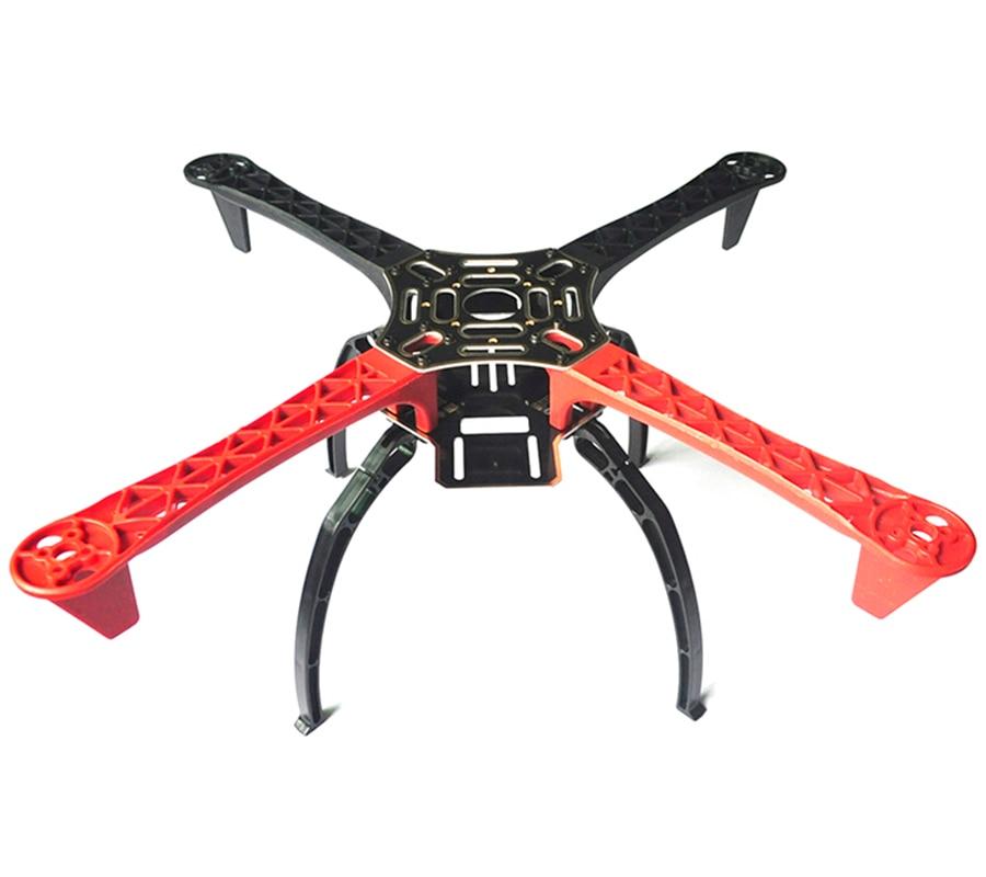 F450 Quadcopter DIY Drone kit Cadre FPV 4-Axis Quad PCB rouge blanc noir Cadre Bras avec Skid Landing Gear pour F450 F550 SK480