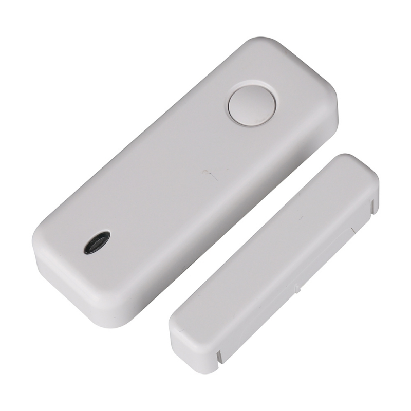 Security Window Door Sensor Alarm Safety White Surveillance Burglar Systems Suit For Home Office Shopping Mall High Accurate