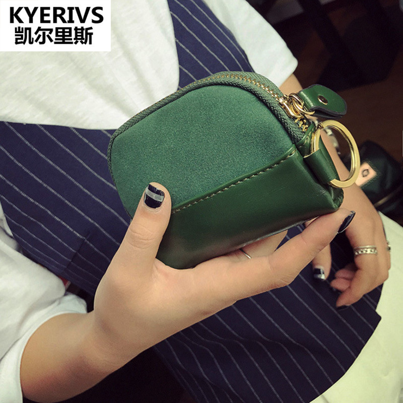 New Quality Mini Wallet Women Pu Leather Coin Purse Cute Key Bags for Women 2017 Money Bag Card Holder Small Coin Wallet Female new style korea wallets cute pu leather wallet female portable mini wallet women purse card holder small coin purse money bag