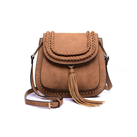 2019 Bags For Women Messenger Knitting Weave Vintage Designer Shoulder Crossbody Bags Mini Small Chic Bags Ladies bolsos mujer