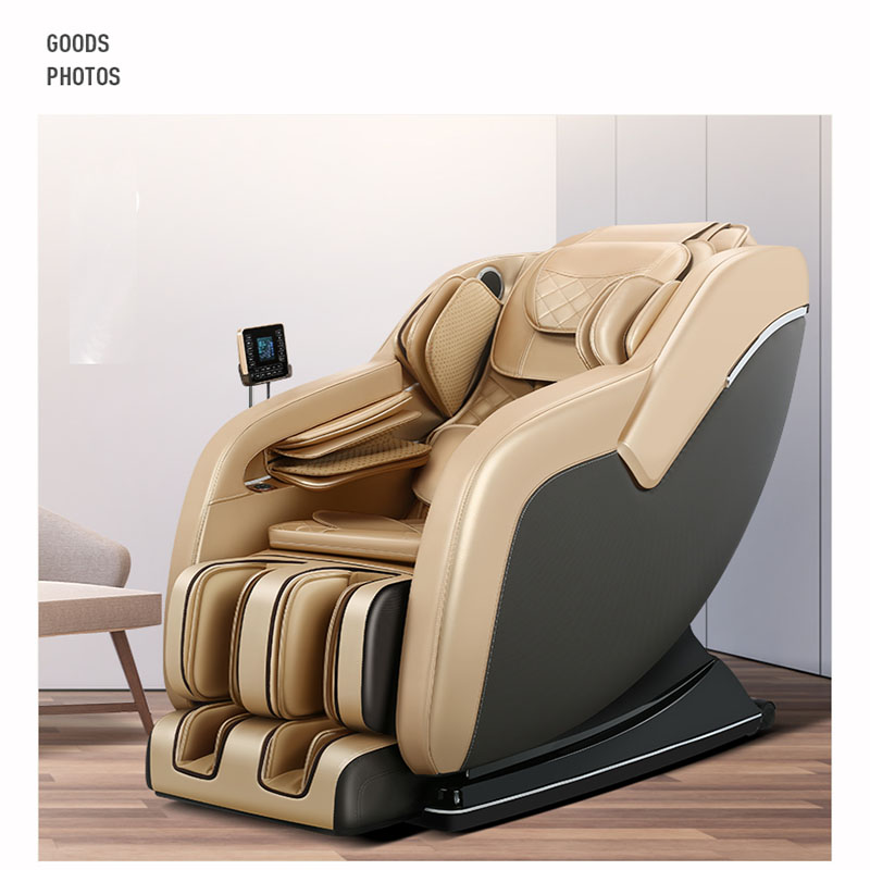 SL Massage Chair Household Full Body Kneading Massager Multi-Function Manipulator Space Capsule Luxury Intelligent Electric Mach