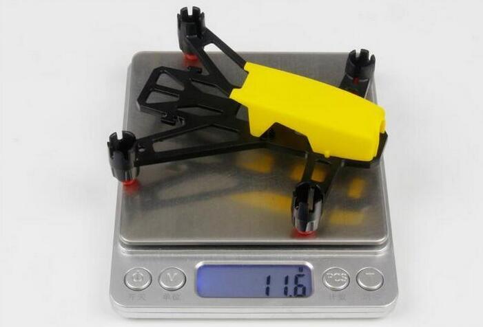 Q100 InRoom Mini Drone PNP brossé moteur ESC F3 caméra quadrirotor FPV accessoires à créer soi-même Rc course Drone Fpv Racer Kit F19453