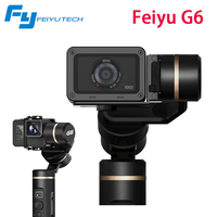 FeiyuTech Feiyu G6 3 Axis Handheld Gimbal Stabilizer Use For Action Camera Gopro 6 5 RX0