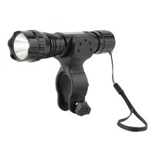 XML-T6 LED 2000LM Weapon Lights Tactical Mount Flashlight Torch Hunting Light Well Sell Free Shipping
