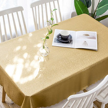 Waterproof, anti-scalding, oil-proof disposable table cloth, hotel tablecloth, household coffee tablecloth