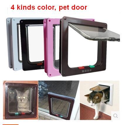 Pet Door Dog Cat Door Glass Door Pet Door Supplies In Dog Doors