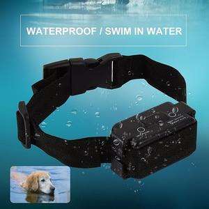 Image 5 - 電気ペットフェンス地下犬のフェンス充電式レシーバ電気犬の訓練の襟ペット収容システム W 227B 新