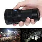 Super bright flashlight xhp70 Photography video fill light flashlight 18650 battery 3 led flash light waterproof torch linterna - 6