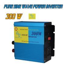 300 Вт DC12V/AC220V Автомобилей Стайлинг Инверсор Чистая Синусоида Инвертор Питания Wechselrichter Инверсор Veicular