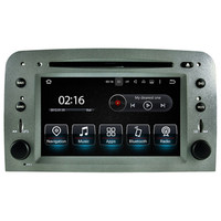 7 Android Car Multimedia Stereo GPS Navigation DVD Radio Audio Sat Nav Head Unit for Alfa Romeo 147 GT