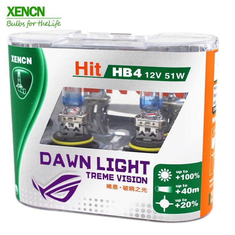 XENCN HB4 9006 12V 51W 3800K Super parlaq ikinci nəsil şəfəq - Avtomobil işıqları - Fotoqrafiya 6