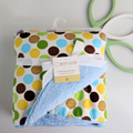 Cobertores Do Bebê inverno engrossar dupla camada de lã envelope carrinho de bebe infantil swaddle envoltório para recém-nascidos cobertor da cama de bebê