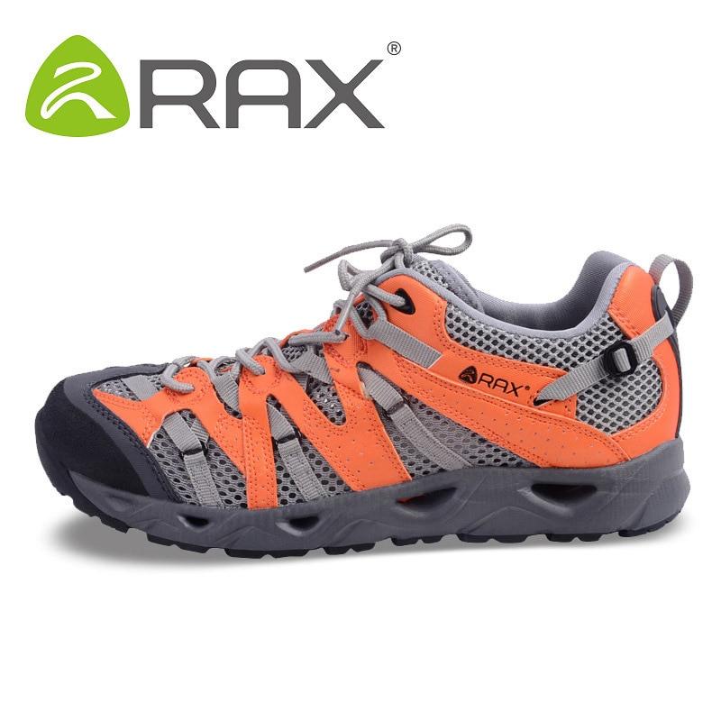 RAX men sneakers lightweight wicking hiking shoes outdoor upstream men school shoes #B1601