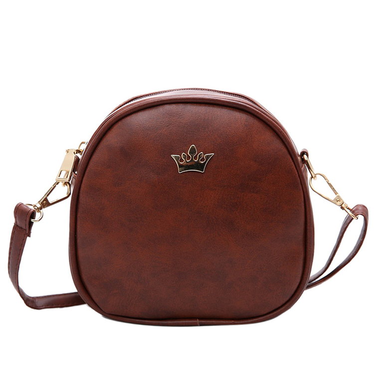 2017 New Fashion Designer Handbag Phone Purse Women Bag Imperial Crown Women Messenger Bag Small Shell Crossbody Bag PU Leather fashion women leather handbags imperial crown small shell bag women messenger bag ladies shoulder crossbody bag clutches bolsa