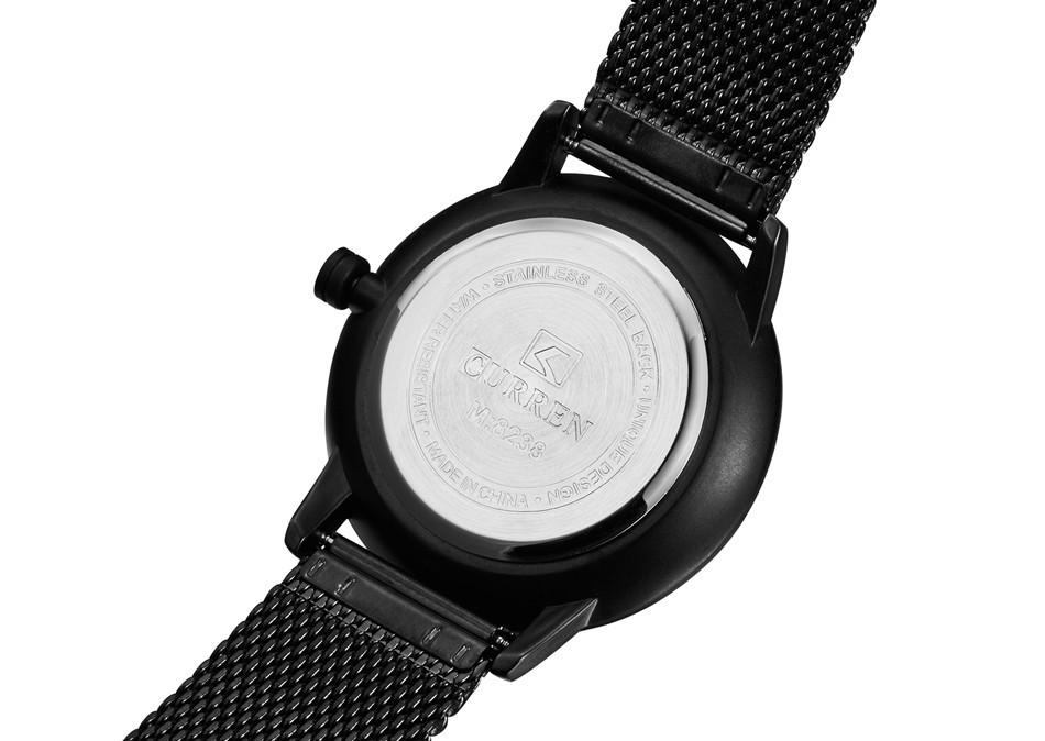 HTB1EnoHRXXXXXX9aXXXq6xXFXXXE - CURREN Luxury Stainless Steel Business Watch for Men