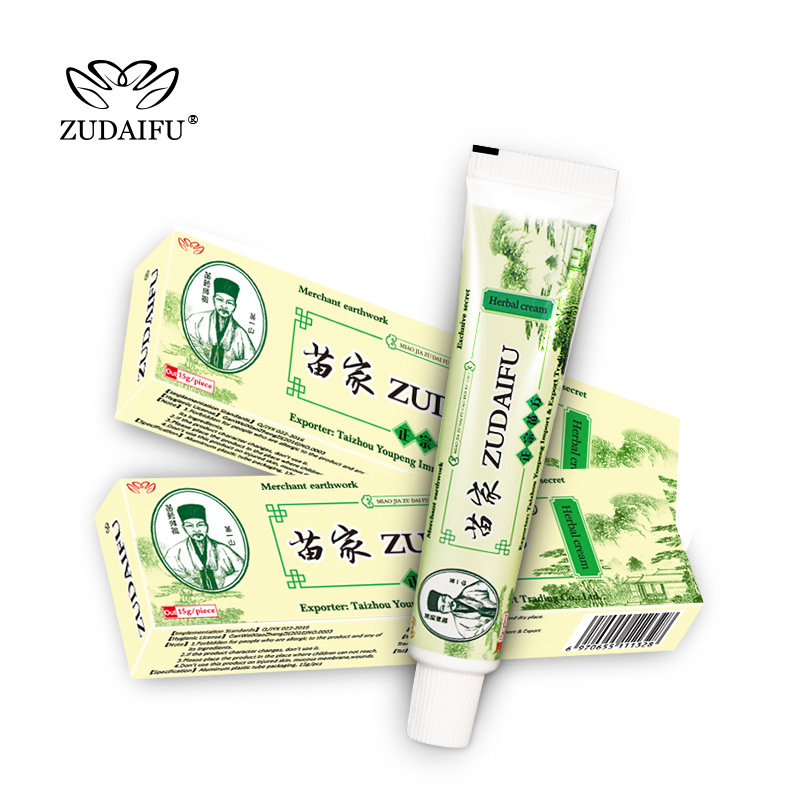 Aufnäher Schönheit & Gesundheit Clever Zudaifu Psoriasis Creme Psoriasis Salbe Dermatitis Eczematoid Ekzeme Salbe Haut Behandlung Creme