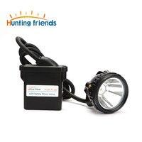 10pcs Lot KL8M Plus LED Miner Cap Lamp Waterproof Head Flashlight Torch Explosion Proof Headlight Rechargeable