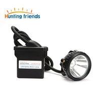 10 teile/los KL8M. P LED Miner Lampe Wasserdicht Bergbau Scheinwerfer Explosion Proof Bergbau Kappe Lampe Aufladbare taschenlampe scheinwerfer
