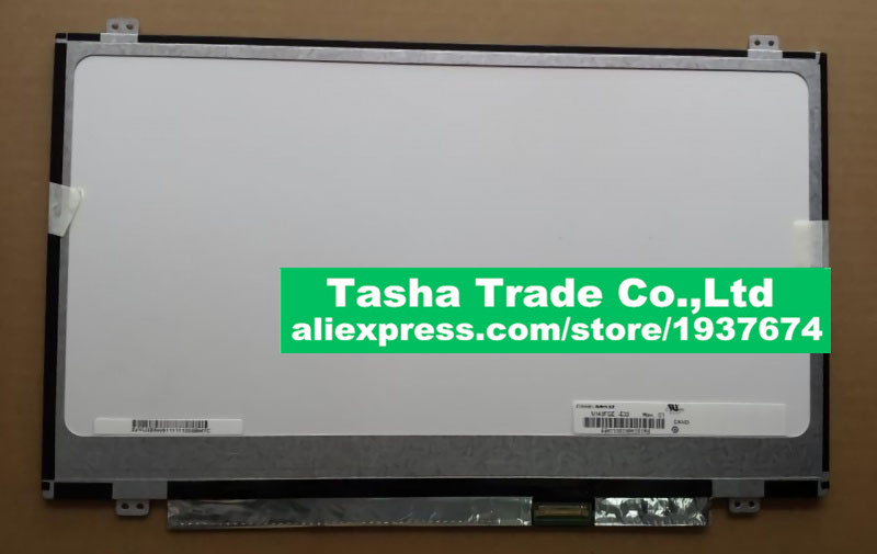 N140FGE-E32 N140FGE E32 LED Screen LCD Display Matirx 1600*900 HD+ Matte Original