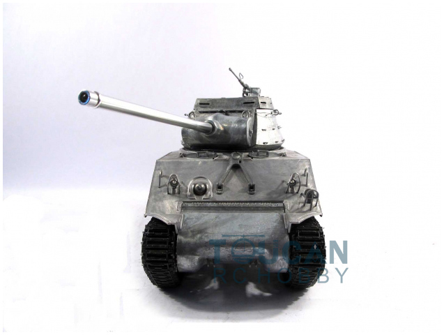 Mato 1/16 Scale RC Tank 100% Metal M36B1 Destroyer RTR Infrared Barrel Recoil 1231 Metal Color mato metal parts 1 16 m36b1 tank destroyer rc tank turret with servo