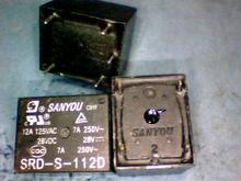 electronics  SRD-S-112D T73-1C Integrated circuit